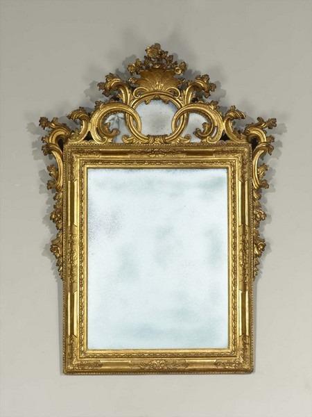 complementi d\'arredo camera da letto classica: specchi ...