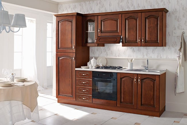 illuminazione cucina classica: funzionalità, estetica