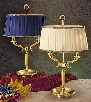 lampade classiche: da terra, da comodino, da parete