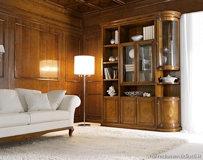 Lampade soggiorno classico da parete da tavolo da terra - Mobili soggiorno classico ...
