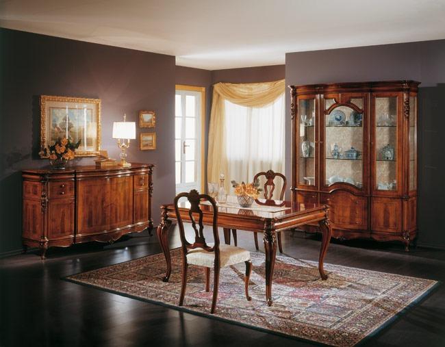 Mobili classici tradizionali contemporanei antichi rustici for Mobili classici contemporanei