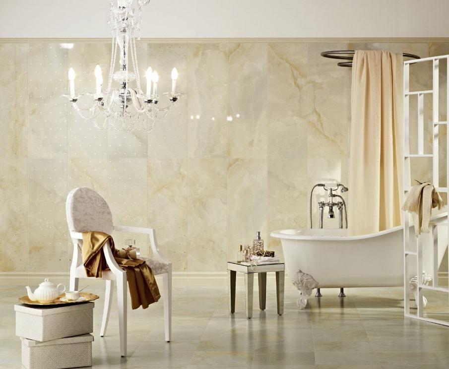 Casa moderna, roma italy: lampadari x bagno