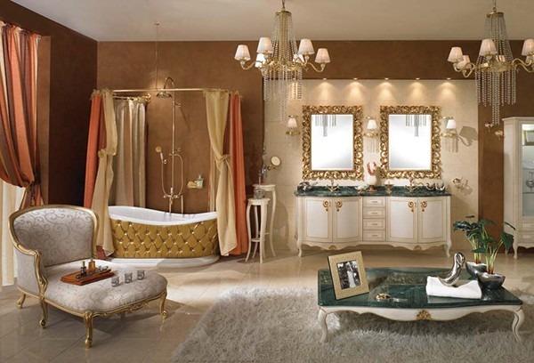mobili classici di lusso: legno massello, contemporanei