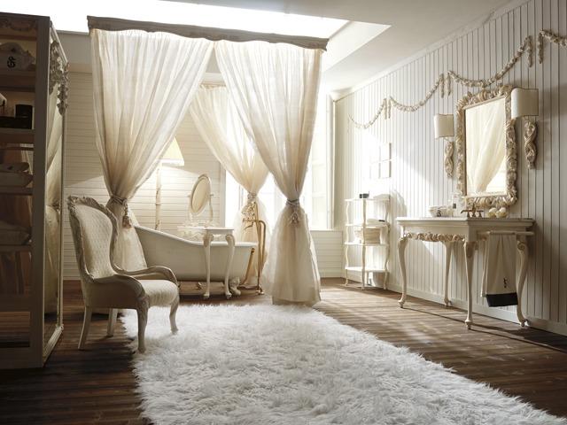 bagno classico elegante