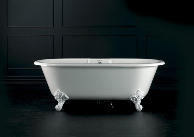 vasche da bagno classiche: non incassate, zampe