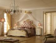 Mobili camera da letto classici comodini cassettiera for Lampadari per camera da letto classica