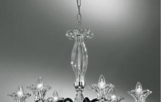 Illuminazione bagno classica