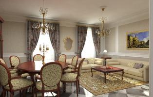 Arredamento classico per la casa arredo classico for Ristrutturare casa classica