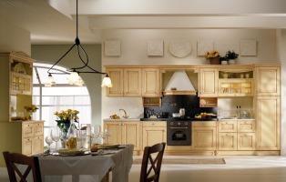 Mobili cucina classici