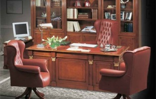 Sedie e poltrone da ufficio classiche