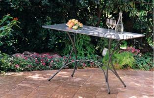 Tavoli da giardino classici