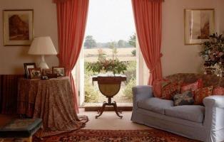 Tende soggiorno classiche